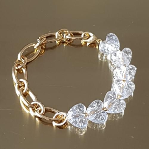 Bracelet WHITE SPARKLES