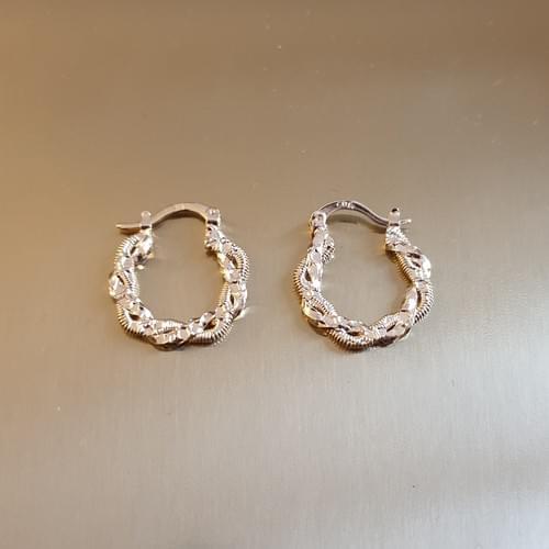 Boucles d'oreille RUBY