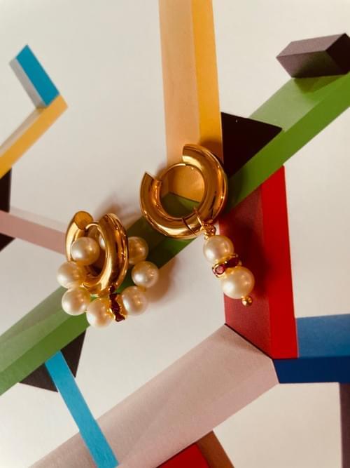 Rainbow Baby Bo Pearl