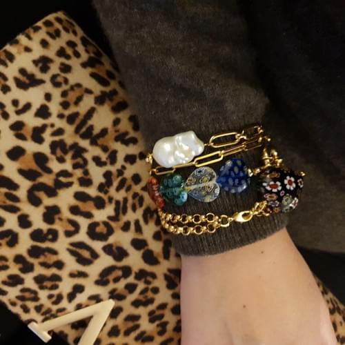 Bracelet MILLEFIORI