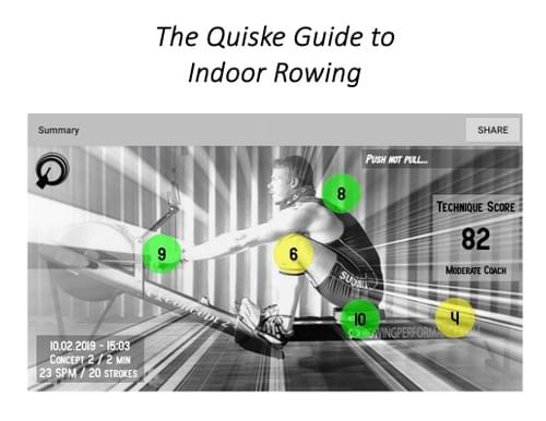 Report on your rowing technique