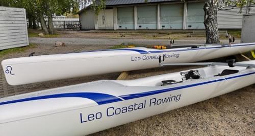 Leo Coastal kilpasoutuveneet