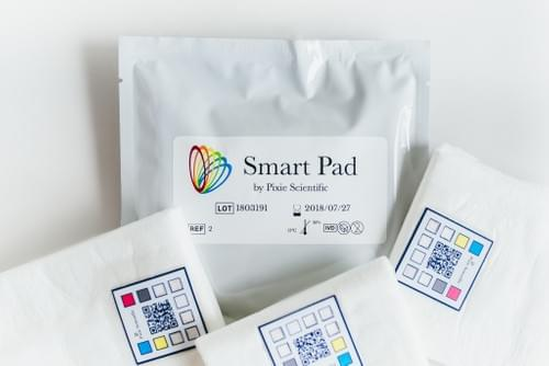 Pixie Smart Pads:  Monthly Pack (10 or 20 pads)