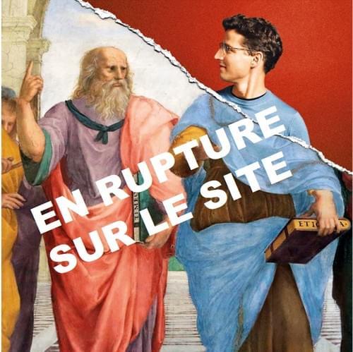 """Le livre dédicacé """"Les Pensées d'Héractète"""""""