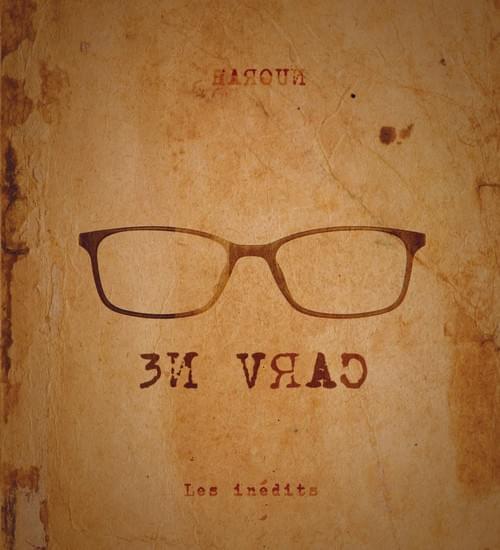 """Le vinyle dédicacé """"En Vrac"""""""