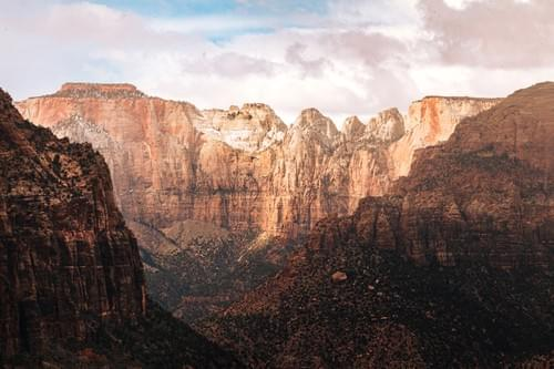 Zion Canyon Overlook 2