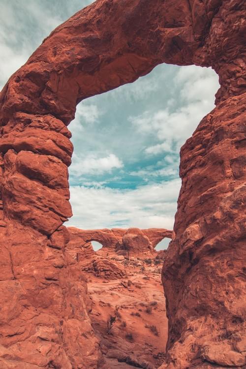 Arches Turret