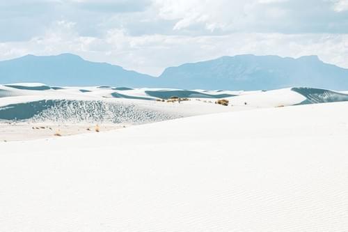 White Sands Dunes 2