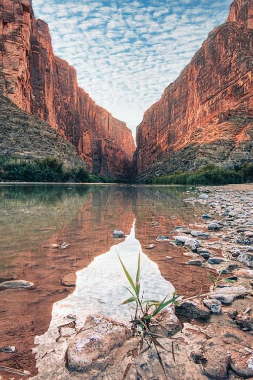Big Bend Santa Elena Canyon