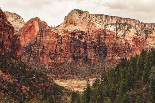 Zion Canyon Valley