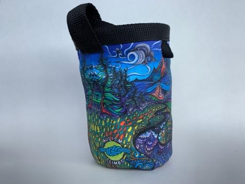 Phil Lewis Chalk Bag: Mount Sanitas
