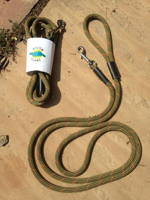 Recycled Rope Dog Leash