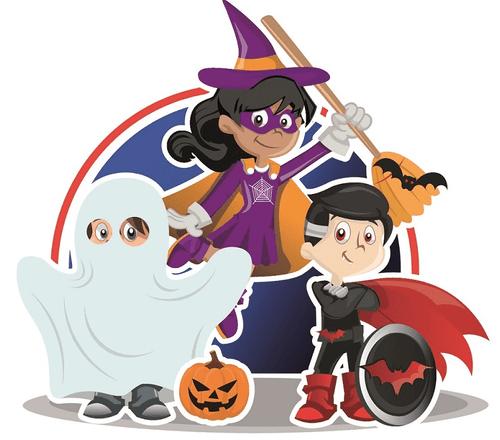 Soirée Halloween Enfant de Plus 3 Ans