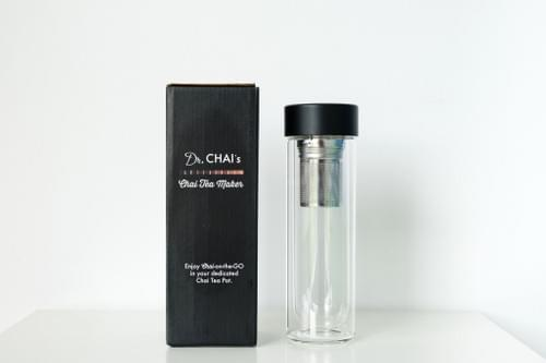 Large Chai Tea Maker - 400mls