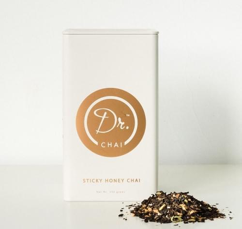 Sticky Honey Chai