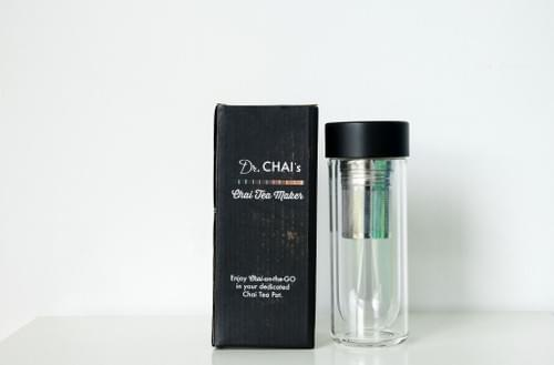 Small Chai-to-Go Maker - 260mls