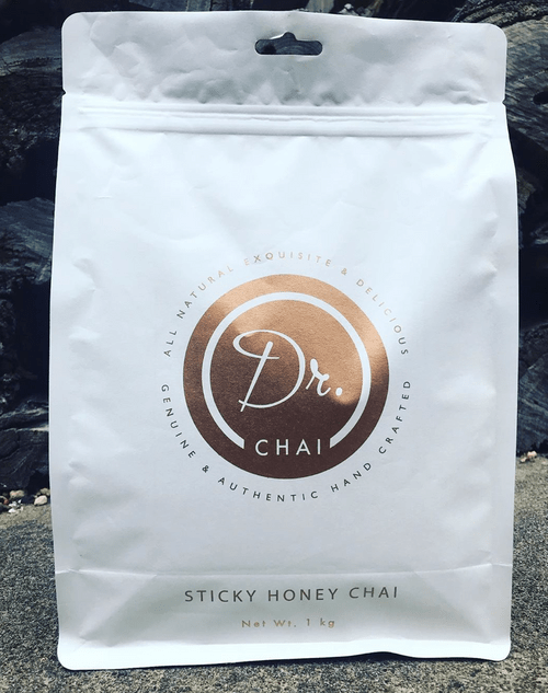 BIG BULK BAG 1 Kg STICKY HONEY CHAI