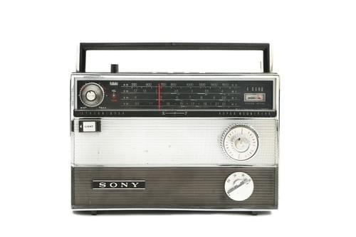 SONY TR-1000