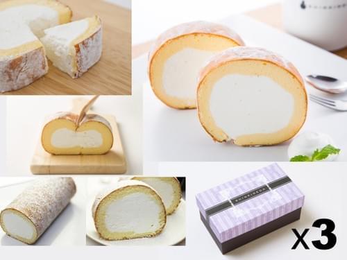 超级星蛋糕卷(三盒装)