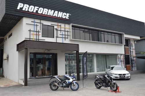 Modenas/Bajaj Pulsar RS200/NS200 Racingline Exhaust System