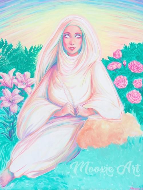 Divine Feminine - Giclee Print