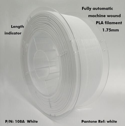這一步,你值得擁有最好!  全台排線最佳,最純的PLA線材!
