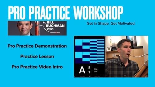 Pro Practice Workshop