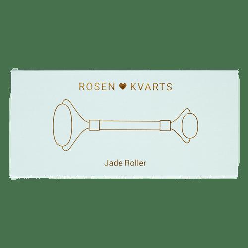 ROSENKVARTS Jade Roller