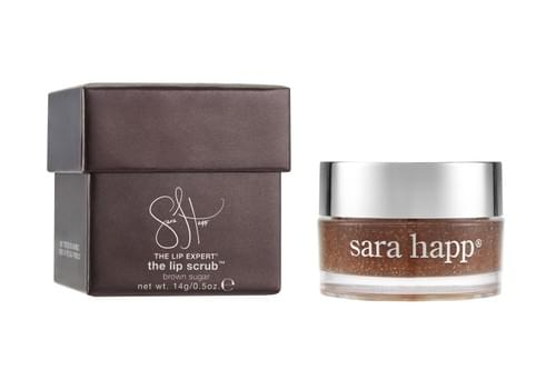 Sara Happ The Lip Scrub Brown Sugar