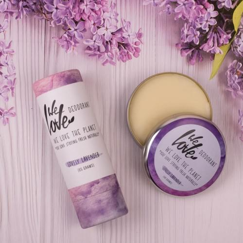 We Love Deodorant - LOVELY LAVENDER
