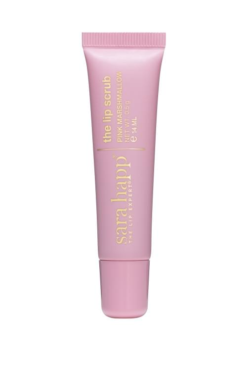 Sara Happ The Lip Scrub Pink Marshamllow
