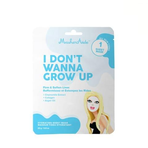 MaskerAide I Don´t Wanna Grow Up