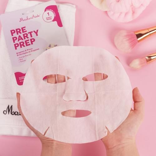 MaskerAide Pre Party Prep