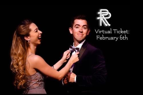 ReelRhythm Virtual Ticket: February 6th, 7:30pm EST