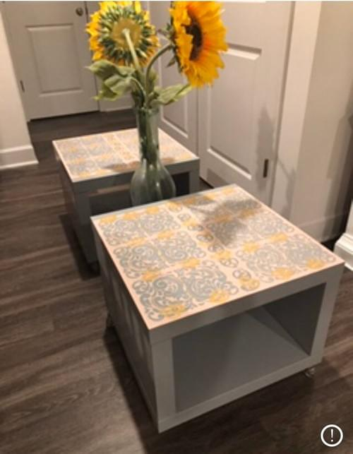 Set of Two Accent Tables