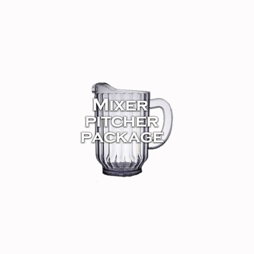 Mixer Pitcher Package