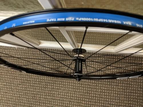 New Shimano Front Wheel