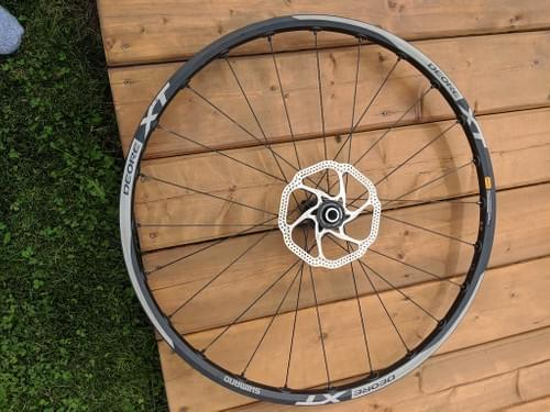 Shimano Front Wheel 27.5