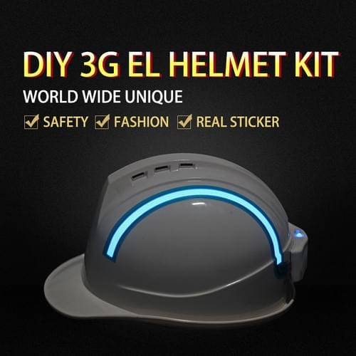 DIY 3G-EL Helmet Kit