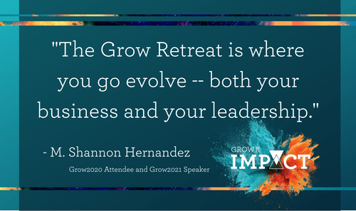 Early Bird Pricing: The Grow Retreat 2022: Livestream (Paid In-Full)
