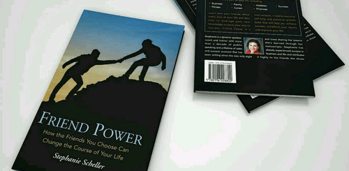 Friend Power Book