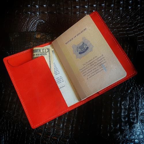 Jetsetter Passport Jacket
