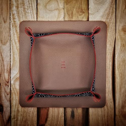 Valet Tray + Pad
