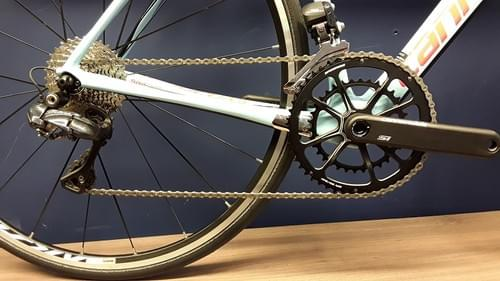 Neuf Cannondale Synapse Carbon Ultegra Di2 2017