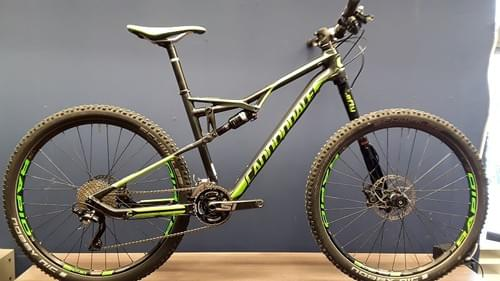 OCCASION Cannondale Habit Carbon 3 2016 M