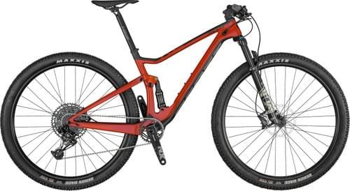 Scott Spark RC 900 Comp red 2021