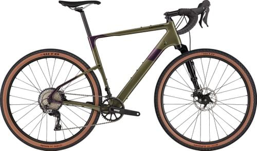 Cannondale Topstone Carbon Lefty 3 2021