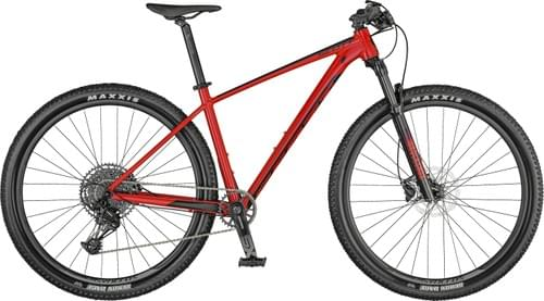 Scott Scale 970 red 2021