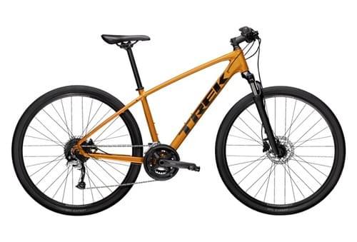 Trek Dual Sport 3 Orange 2021