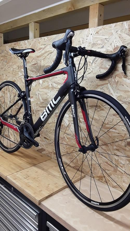 Occasion BMC GF02 Red 105 taille 51cm